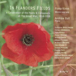 Fiona Kimm, mezzo-soprano/ The Nash Ensemble 歌手頭像