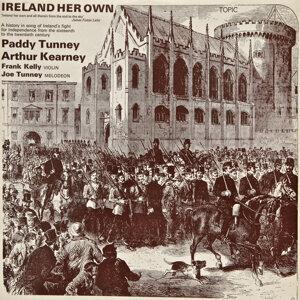 Paddy Tunney, Arthur Kearney 歌手頭像