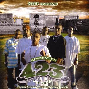 Neff Presents Generation 423 歌手頭像