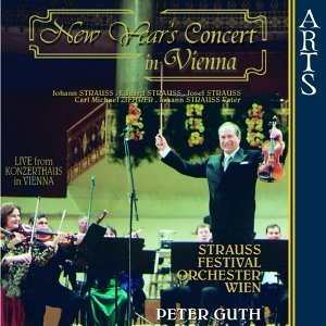 Strauss Festival Orchester Wien, Peter Guth 歌手頭像
