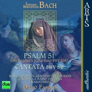 I Barocchisti, Diego Fasolis, Coro della Radio Svizzera, Guillemette Laurens, Nancy Argenta 歌手頭像