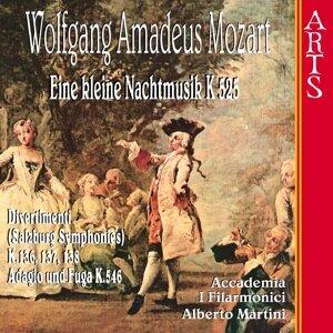 Accademia I Filarmonici, Alberto Martini 歌手頭像
