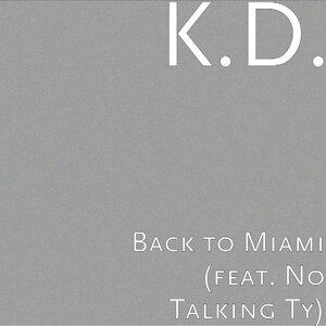 K.D. 歌手頭像