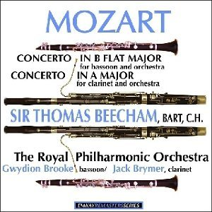 Sir Thomas Beecham with The Royal Philharmonic Orchestra and Gwydion Brooke