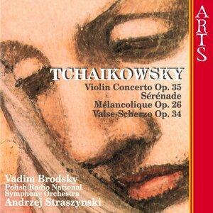 Polish Radio National Symphony Orchestra, Andrzej Straszynski, Vadim Brodsky 歌手頭像