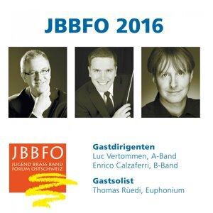 Jugend Brass Band Forum Ostschweiz, Thomas Rüedi, Luc Vertommen & Enrico Calzaferri 歌手頭像