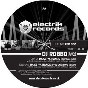 DJ Robbo, Becky 歌手頭像