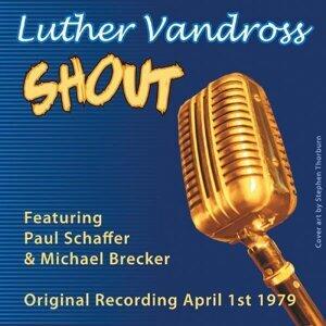 Luther Vandross, Paul Schaffer, Michael Brecker 歌手頭像
