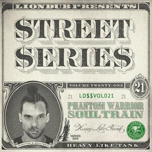 Soultrain, Phantom Warrior 歌手頭像
