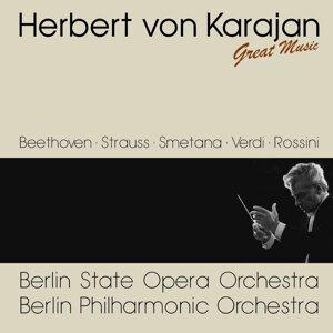 Berlin State Opera Orchestra, Herbert von Karajan, Berlin Philharmonic Orchestra 歌手頭像