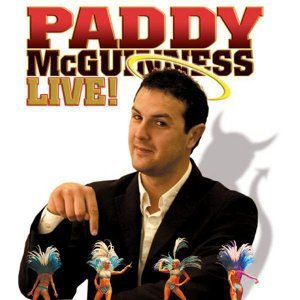 Paddy McGuinness 歌手頭像
