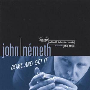 John Nemeth featuring Junior Watson 歌手頭像