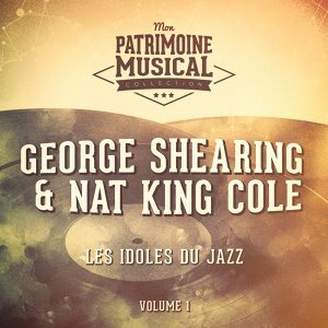George Shearing, Nat King Cole 歌手頭像