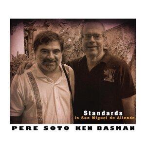 Pere Soto, Ken Basman 歌手頭像