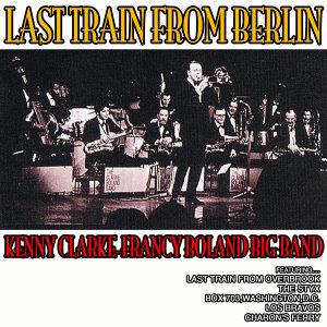 Kenny Clarke-Francy Boland Big Band