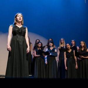 Tucson Girls Chorus, Marcela Molina, Naomi Simpson, Christine Donkin 歌手頭像