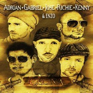 Adrian, Gabriel, Jose, Richie, Kenny, Enzo 歌手頭像