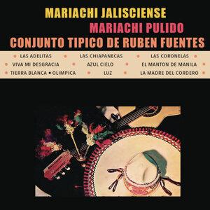 Mariachi Jalisciense de Rubén Fuentes, Conjunto de Rubén Fuentes, Mariachi Pulido 歌手頭像