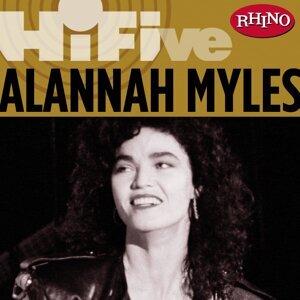 Alannah Myles (恩蘭娜邁爾斯) 歌手頭像