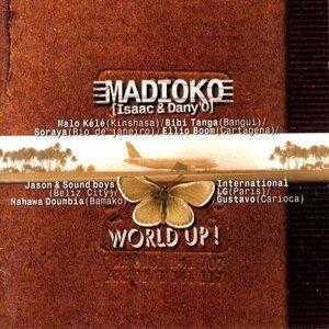 Madioko 歌手頭像