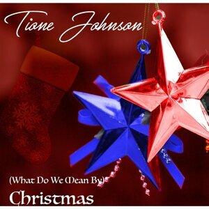 Tione Johnson 歌手頭像