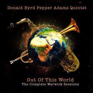 Donald Byrd, Pepper Adams Quintet 歌手頭像