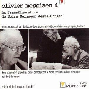 Reibert de Leeuw, Koor van de brt bruxelles, Grooy Omroepkoor, Radio Symfonie orkest hilversum 歌手頭像