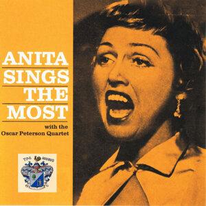 Anita O'Day with The Oscar Peterson Quartet 歌手頭像