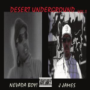 Nevada Boy! & J James 歌手頭像