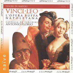 Roberta Invernizzi, Giuseppe De Vittorio, Daniela Del Monaco 歌手頭像