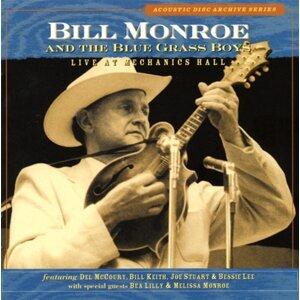 Bill Monroe & The Blue Grass Boys 歌手頭像
