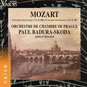 Paul Badura-Skoda, Orchestre de chambre de Prague 歌手頭像