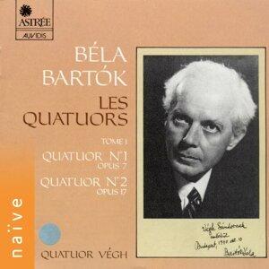 Quatuor Végh, Sando Végh, Sandor Zöldy, Georges Janzer, Paul Szabo 歌手頭像