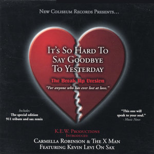 Carmella Robinson & The X Man Featuring Kevin Levi On Sax 歌手頭像
