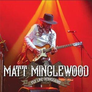 Matt Minglewood 歌手頭像