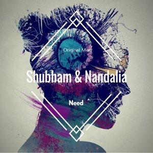 Shubham Malhotra & Nadalia 歌手頭像