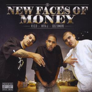 New Faces of Money 歌手頭像