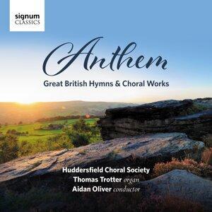 Huddersfield Choral Society, Aidan Oliver, Thomas Trotter 歌手頭像