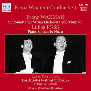 Franz Waxman 歌手頭像