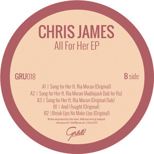 Chris James feat. Ria Moran