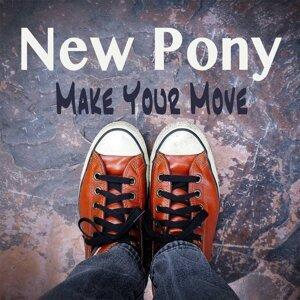 New Pony 歌手頭像
