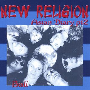 New Religion 歌手頭像