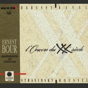 Ernest Bour, Sinfonieorchester des Südwestfunks 歌手頭像