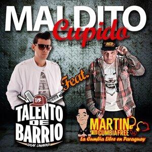 Talento de Barrio ft. Martin y su cumbia 歌手頭像