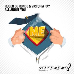 Ruben de Ronde, Victoria Ray 歌手頭像