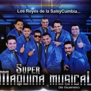 Super Máquina Musical de Guerrero 歌手頭像