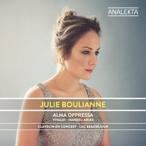 Julie Boulianne, Clavecin en Concert, Luc Beauséjour 歌手頭像