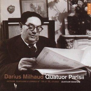 Quatuor Parisii, Quatuor Manfred 歌手頭像