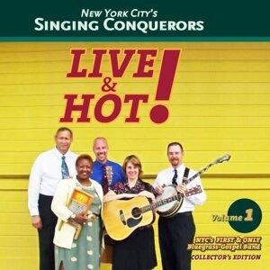 New York City's Singing Conquerors 歌手頭像
