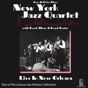 New York Jazz Quartet, Frank Wess, Frank Foster 歌手頭像